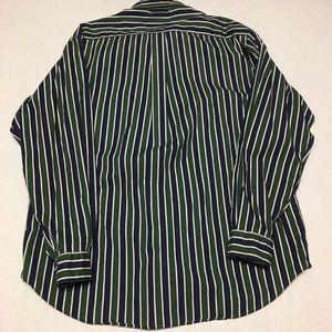 Tommy Hilfiger Shirts - Vintage tommy hilfiger striped crest button shirt